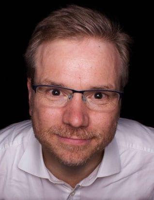 Portrait von J Reusch