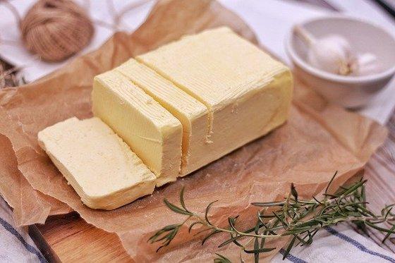 frische Butter bei Gicht kein Problem